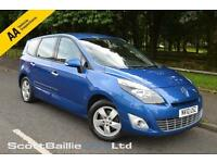 2010 10 RENAULT GRAND SCENIC 1.4 DYNAMIQUE TOMTOM TCE 5D 129 BHP