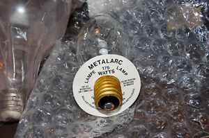 150 W metal arc lamp - unused