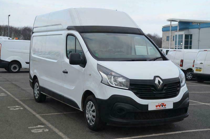 65853ef406 2016 Renault TRAFIC 1.6 DCi LH29 ENERGY BUSINESS Long Wheel Base High Roof  - Air