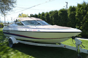 1995 Campion 190 Chase Bowrider 200hp Outboard