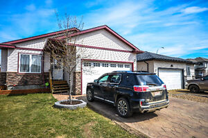 Immaculate fully developed bungalow in Timberlea