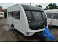 2017 Sterling Eccles 480 - 2 Berth - End Washroom - Touring Caravan