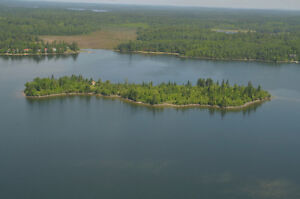 Lake of the Woods Island - Sioux Narrows