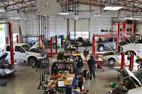 MECHANIC SHOP AND BODY SHOP ONLY $55hr