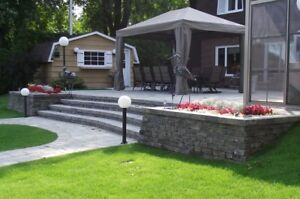 Interlock Patio and Driveway Pavers - Spring Savings Sale