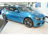 2017 67 BMW 4 SERIES 2.0 420D M SPORT GRAN COUPE 4D AUTO 190 BHP DIESEL