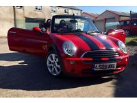 SUPERB 2005 MINI ONE CONVERTIBLE