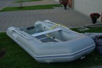 """Duras 104 Inflatable Boat """"zodiac"""""""
