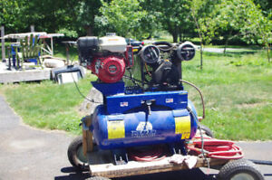 8 HP Gas powered Compressor 1850.00
