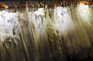 Moving Sale! All instock Bridal Gowns 50%- 80% off