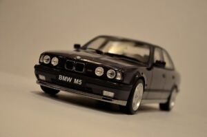 OTTO 1/18 BMW M5 E34 PURPLE VIOLET