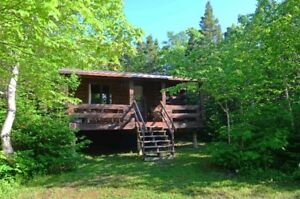 Cape Breton Log Cottage -VIPI LODGE-