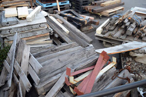 Wanted: Leftover or Scrap Wood / Building Material