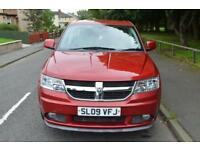2009 DODGE JOURNEY SXT CRD MPV DIESEL