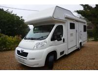 Elddis Autoquest 180 6-berth motorhome NOW SOLD, SIMILAR REQUIRED!!