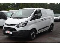 14 FORD Transit Custom 2.2 TDCi 100ps L1 H1 Short Wheel Base Low Roof Panel Van