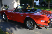 1974 TR6 for sale (Triumph)