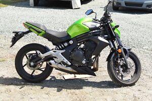 Kawasaki ER-6N 2013 ultra propre prêt pour la saison!