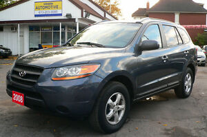 2008 Hyundai Santa Fe**RARE 5-SPEED***SUPER DEAL