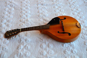 "Gretsch ""New Yorker"" Mandolin"