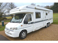 2002 4-berth Auto Trail Chieftain for sale
