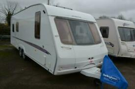 2005 Swift Conqueror 640 SAL - 5 Berth - Double Lounge - Touring Caravan