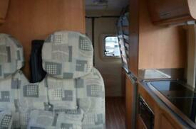 Trigano Tribute FIAT DUCATO 3 BERTH 4 TRAVELLING SEATS CAMPER VAN