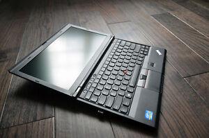 Thinkpad X230+Core i5+8GB RAM+500GB HD+IPS Display+Docking+Box