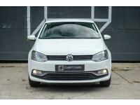 2014 Volkswagen Polo SE Hatchback Petrol Manual