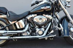 2010 Harley-davidson Softtail Deluxe Beckenham Gosnells Area Preview