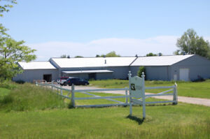 Industrial Workshop or distribution facility