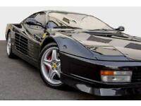 1991 H FERRARI TESTAROSSA 5.0L 12 CYLINDER MANUAL 2DR - PX/FINANCE