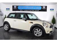2008 MINI HATCH ONE SALT HATCHBACK PETROL