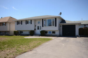 Trenton Quinte West 3-bedrooms 1st fl, bungalow apt for rent