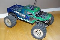 UPGRADED RUCKUS RC TRUCK TRADE FOR XBOX ONE
