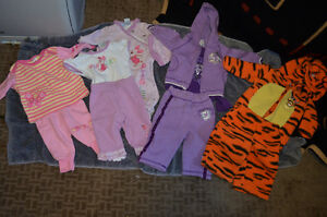 Baby Clothes lot 6m