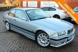 1996 N BMW M3 3.2 M3 E36 EVOLUTION 2D 316 BHP FSH MANUAL COUPE COLLECTORS CAR