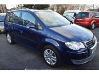 2007 Volkswagen Touran 1.9 TDI ( 105PS ) ( 7st ) SE 7 SEATER MPV DIESEL