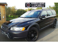 2006 VOLVO XC70 AWD 2.4 D5 SE LUX GEARTRONIC - 12 SERVICE STAMPS - TOP SPEC