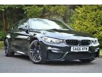 2016 BMW M4 3.0 DCT 2dr (start/stop) Coupe Petrol Automatic