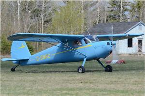 Aircraft 1946 Cessna 140