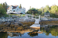 POSSIBLY THE MOST SPECTACULAR RENTAL LOCATION ON THE SOUTH SHORE