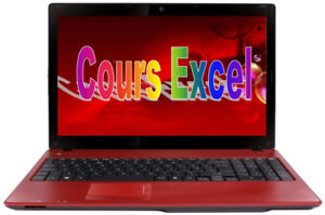 #Excel# Formations axées sur les exercices (130$)