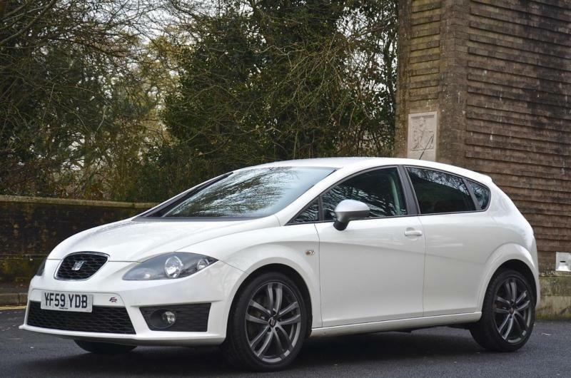 2010 seat leon fr cr tdi hatchback diesel in rhiwbina cardiff gumtree. Black Bedroom Furniture Sets. Home Design Ideas