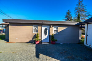 1br - 1/2 Duplex (Campbell River) from  April 1. 2018