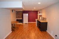 1 BD Basement for rent with full kitchen,bathroom and seperate e