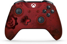 Gears of War 4 Crimson Omen Limited Edition Wireless Controller - Xbox One - VG