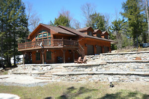 A MUST SEE! 1818 Koshlong Lake Road, Haliburton, Ontario K0M 1S0