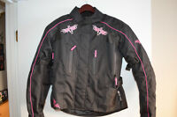 womens motorcycle jacket