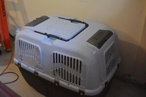 Mint Cond. (only used once!) Large Dog Travel Case/Small Dog Pen